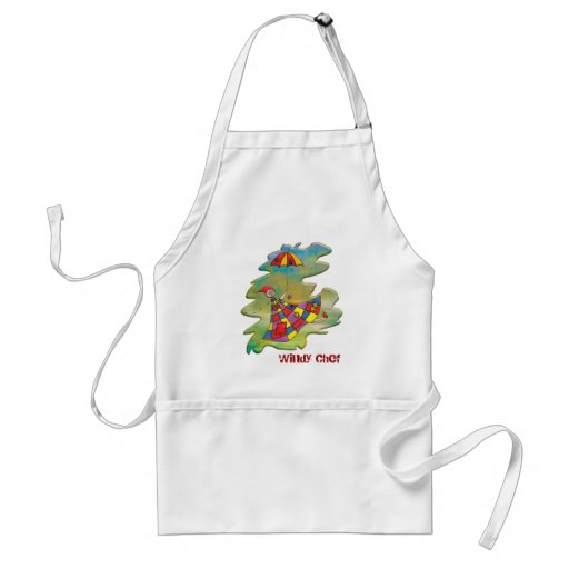 Windy Day Dream Aprons