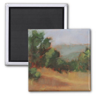 Windy Hill 2 Inch Square Magnet