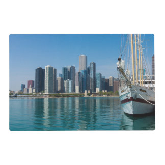 Windy Sailing Placemat