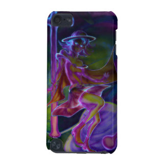 Windy Saturn Psychedelic iPod Touch (5th Generation) Covers