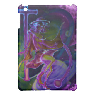 Windy Saturn Psychedelic Case For The iPad Mini