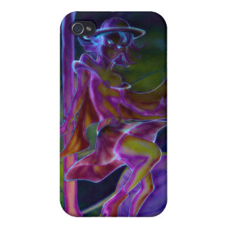 Windy Saturn Psychedelic iPhone 4/4S Covers