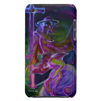 Windy Saturn Psychedelic iPod Case-Mate Case
