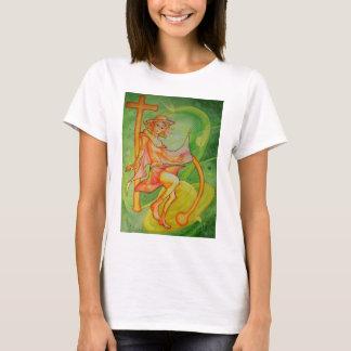Windy Saturn T-Shirt