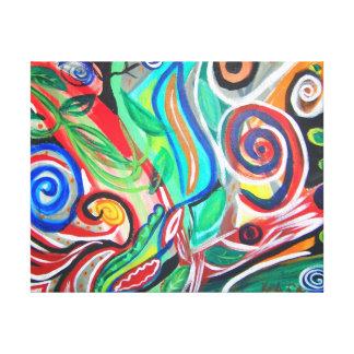 windy series on canvas