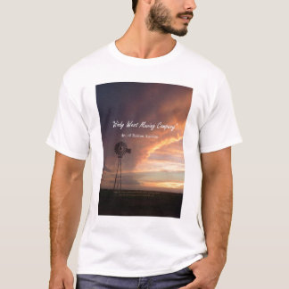 Windy West Moving t-shirt