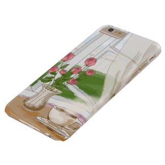 Windy Window Barely There iPhone 6 Plus Case