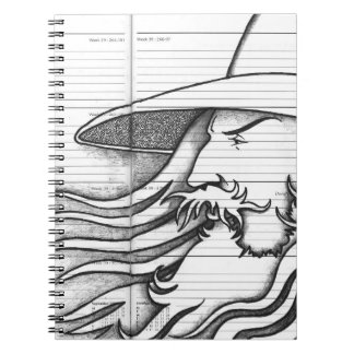 Windy Wizard - The Notebook
