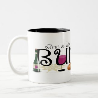 Wine a Bit Bunco Mug