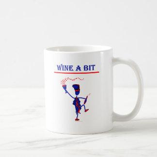 Wine A Bit Gift & T Shirts Coffee Mug