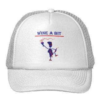 Wine A Bit Gift & T Shirts Trucker Hat