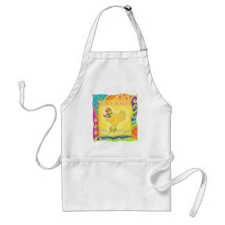 Wine a Little Chick Power Apron
