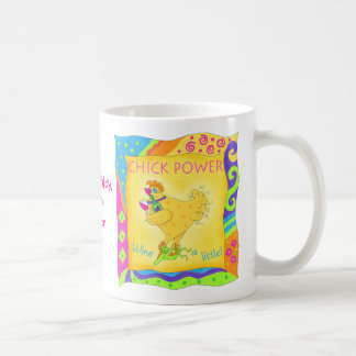 Wine a Little Chick Power Mug