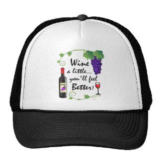 Wine a Little... Trucker Hat