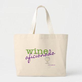 Wine Aficionado Tote Bag