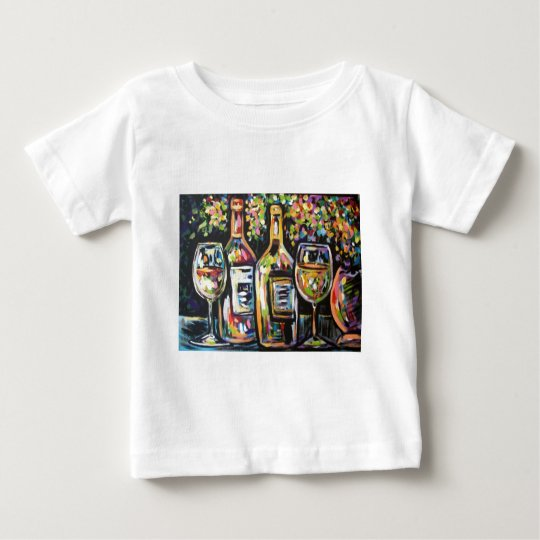 WINE AFTERNOON BABY T-Shirt