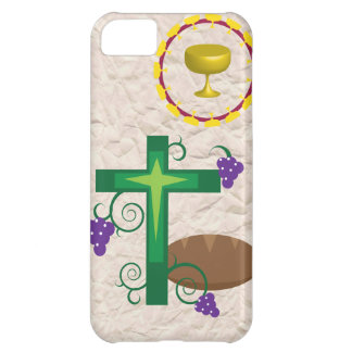 Wine and bread iPhone 5C case