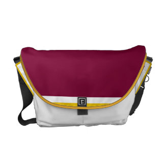 Wine and Cheddar Courier Bag