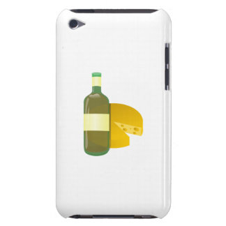 Wine and Cheese Barely There iPod Cover