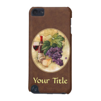 Wine and Cheese iPod Touch (5th Generation) Cases