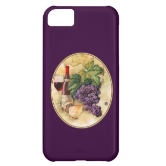 Wine and Cheese Case For iPhone 5C