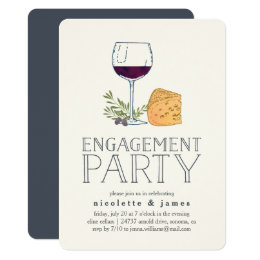 Wine Party Invitations Announcements Zazzle - Wine and cheese party invitation template free