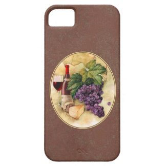 Wine and Cheese iPhone SE/5/5s Case