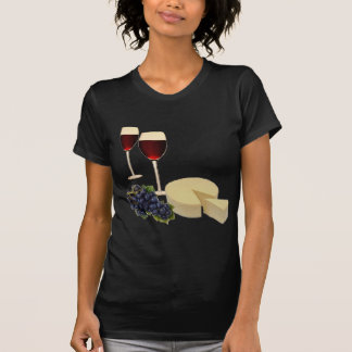 Wine and Cheese Series T-Shirt