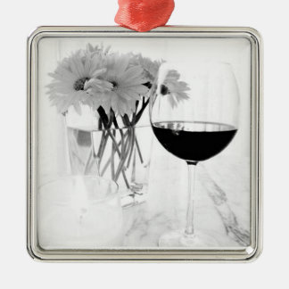 WINE AND COCKTAIL LOVER'S ORNAMENT