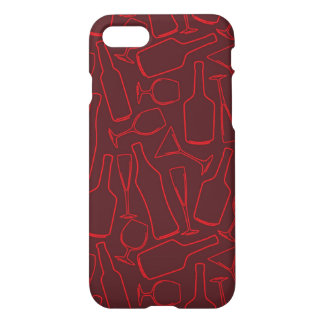 Wine and Dine iPhone 7 Case