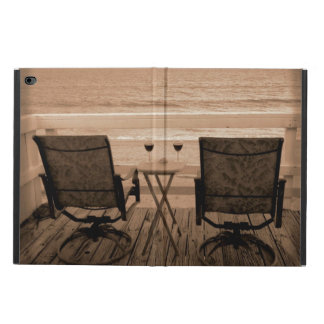 Wine and Waves iPad Case