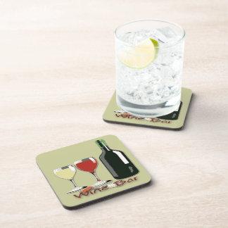 Wine Bar - Wine Cork Coaster Set (6)