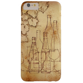 Wine Barely There iPhone 6 Plus Case