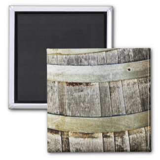 Wine Barrel Magnet