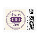 Wine Barrel Save the Date Stamps