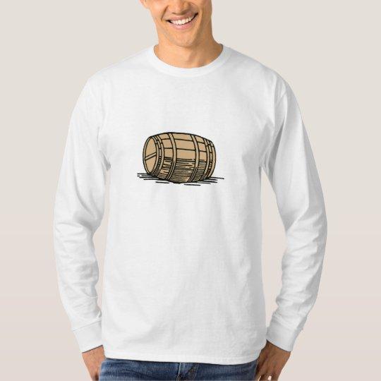 Wine Barrel T-Shirt