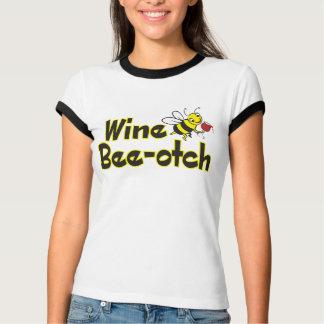 Wine Beeotch T-Shirt