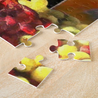 Wine Before & After Jigsaw Puzzle