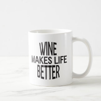 Wine Better Mug - Assorted Styles & Colors