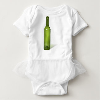 Wine Bottle Baby Bodysuit