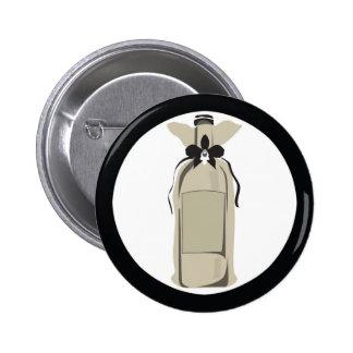 Wine Bottle Button