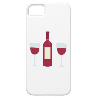 Wine Bottle Cover For iPhone 5/5S