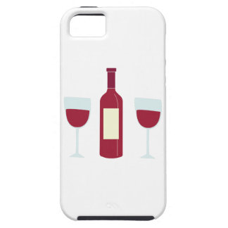 Wine Bottle Case For iPhone 5/5S