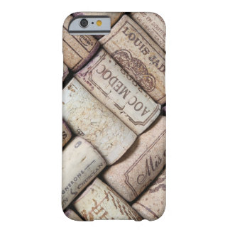 Wine bottle corks barely there iPhone 6 case