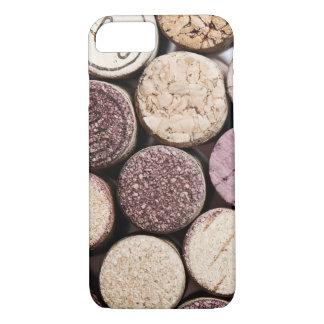 Wine bottle corks iPhone 7 case
