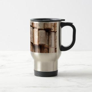 Wine Bottle Corks Travel Mug