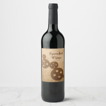 Professional Business Wine Bottle Labels Personalize Your Labels