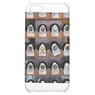 Wine Bottles Case For iPhone 5C