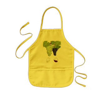 Wine Business Apron