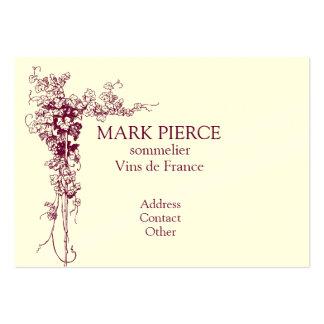 Wine Business Card